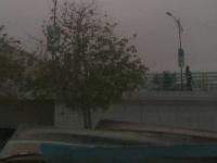 الأرصاد: موجة الغبار في حضرموت تتلاشي غدا