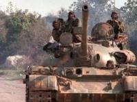 مصدر عسكري: الفصائل المسلحة تستهدف محيط مدينة اللاذقية بسوريا