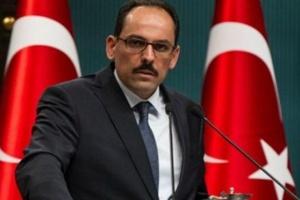 المتحدث باسم الرئاسة التركية يتصل بمستشار الأمن القومي الأمريكي