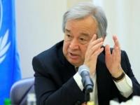 الأمين العام للأمم المتحدة يدعو لوقف إطلاق النار في سوريا