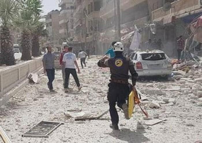 تركيا تطلب إقامة منطقة حظر جوي فوق إدلب