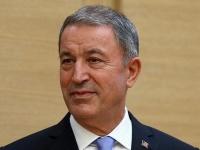 وزير الدفاع التركي: ضربنا 200 هدف سوري بعد الهجوم في إدلب
