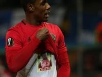 ايجالو يبدي سعادته بافتتاح أهدافه مع مانشستر يونايتد عبر الدوري الأوروبي