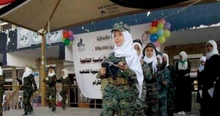 الشرق الأوسط: مليشيا الحوثي تحول المدارس لمراكز تجنيد أطفال