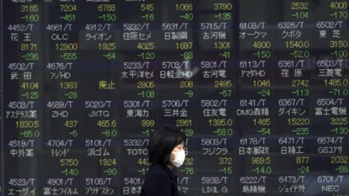 كورونا يُهبط أسهم بورصة اليابان لتسجل أسوأ أداء لها في 6 أشهر
