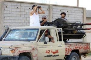 الجيش الوطني الليبى: مليشيا طرابلس تخرق الهدنة يوميا