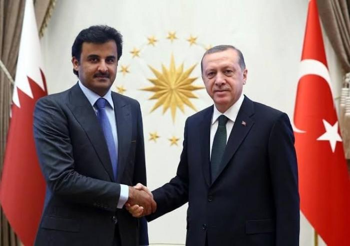 كعادتها.. قطر تحلق خارج السرب العربي وتعزي تركيا في قتلاها بسوريا