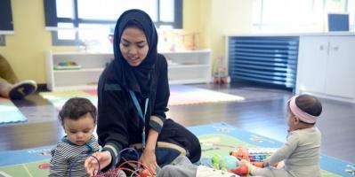 حفاظا على سلامة الأطفال.. الإمارات تعلق الدراسة في الحضانات