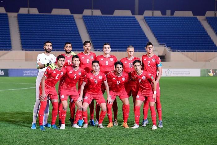 مدرب تونس : استعدينا جيدا لمواجهة المغرب في قبل نهائي بطولة العرب للشباب