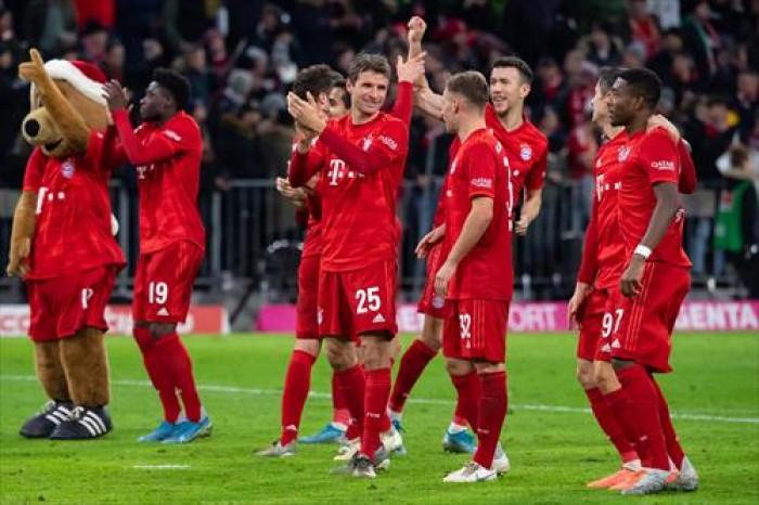 بايرن ميونخ يعزز صدارته للدوري الألماني بانتصار ساحق على ملعب هوفنهايم