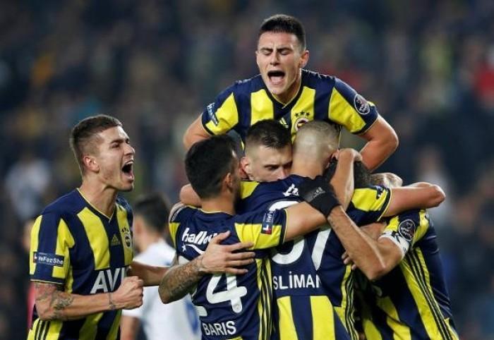 فنربخشة يقتنص تعادلا مثيرا من أنطاليا سبور في الدوري التركي