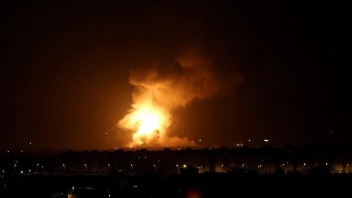 تفاصيل سقوط صاروخي كاتيوشا على المنطقة الخضراء ببغداد