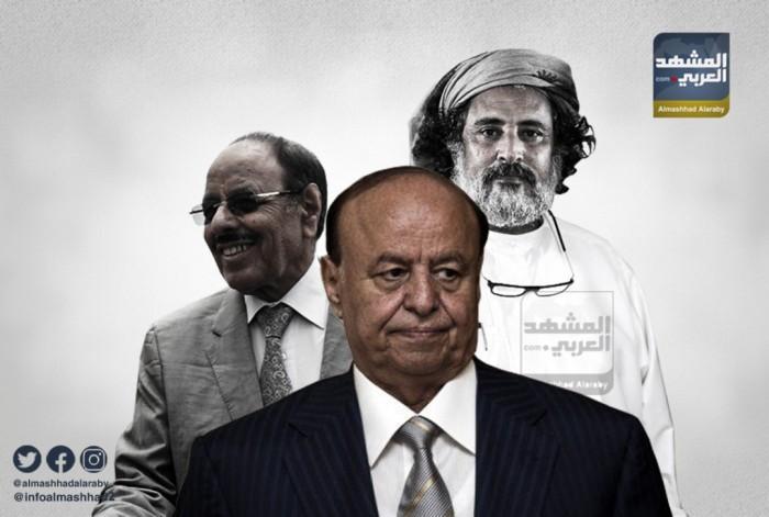 استراتيجية الشرعية.. الأرض للحوثي والمناصب للإخوان (إنفوجراف)