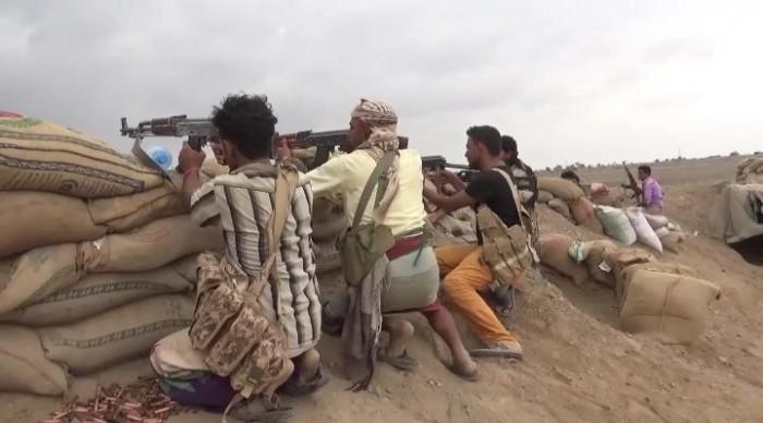 قتلى حوثيين في هجوم للمليشيا شرق الدريهمي