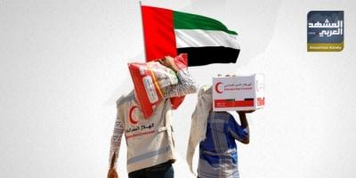 الإمارات ترعى حضرموت من إهمال الشرعية (إنفوجراف)