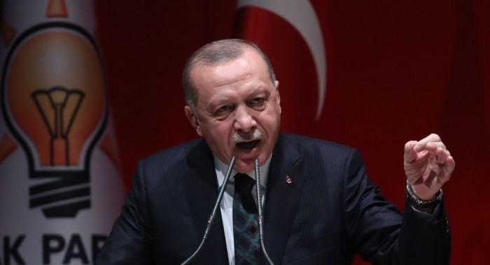 المرشد: سياسة تركيا الخارجية متناقضة في عهد أردوغان