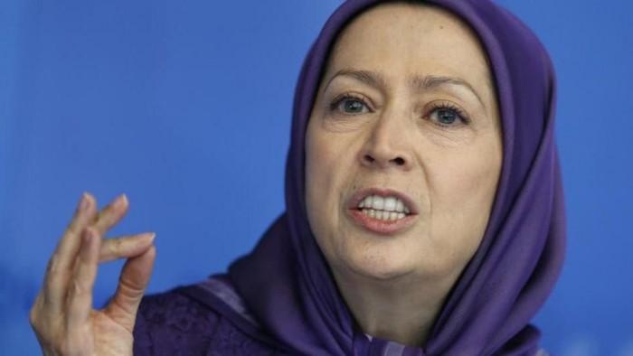 """رجوي تكشف هدف نظام إيران من التكتم على """"كورونا"""""""