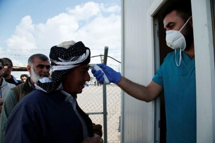 الصحة العراقية تحجز أكثر من 1000 مشتبه بإصابتهم بفيروس كورونا