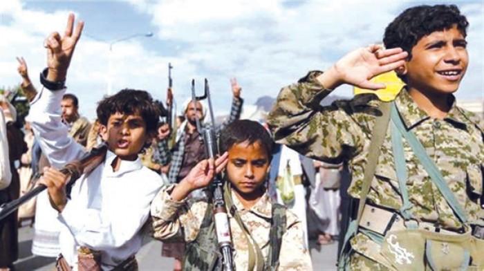 البلاد السعودية: مليشيا الحوثي تختطف الأطفال لزجهم في الحرب