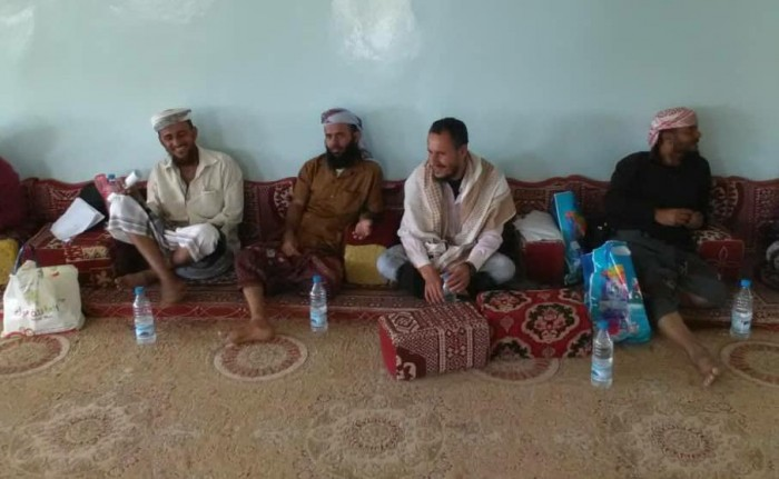 انتقالي حالمين يعقد لقاءاً موسعاً مع أئمة وخطباء المساجد في المديرية