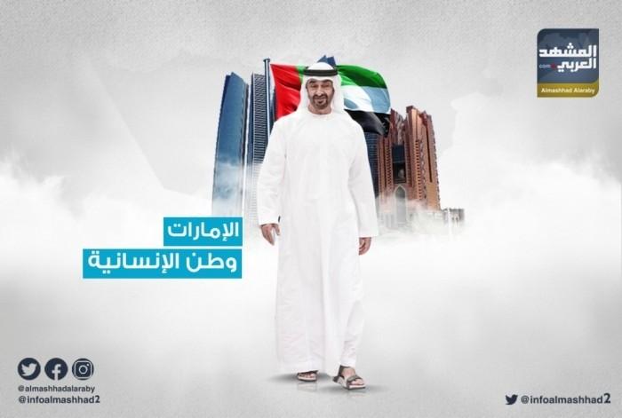 """بعد إجلاء العالقين بالصين.. هاشتاج """"الإمارات وطن الإنسانية"""" يتصدر تويتر"""