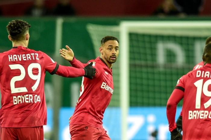 ليفركوزن يهزم يونيون برلين ويتأهل لقبل نهائي كأس ألمانيا