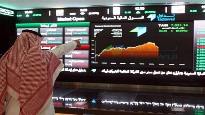 البورصة السعودية تتجاهل مخاوف تفشي كورونا وترتفع 40 نقطة
