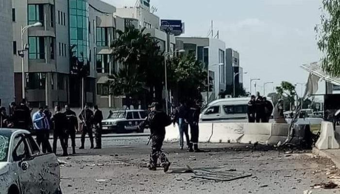 الشرطة التونسية تكشف هوية منفذي الهجوم على السفارة الأمريكية