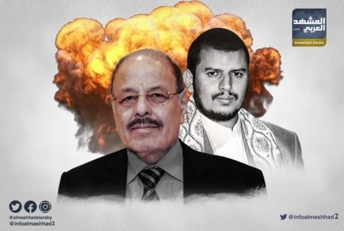 """شرعية فاحت رائحتها.. """"صفقة ذخائر"""" فضحت التنسيق الحوثي - الإخواني"""