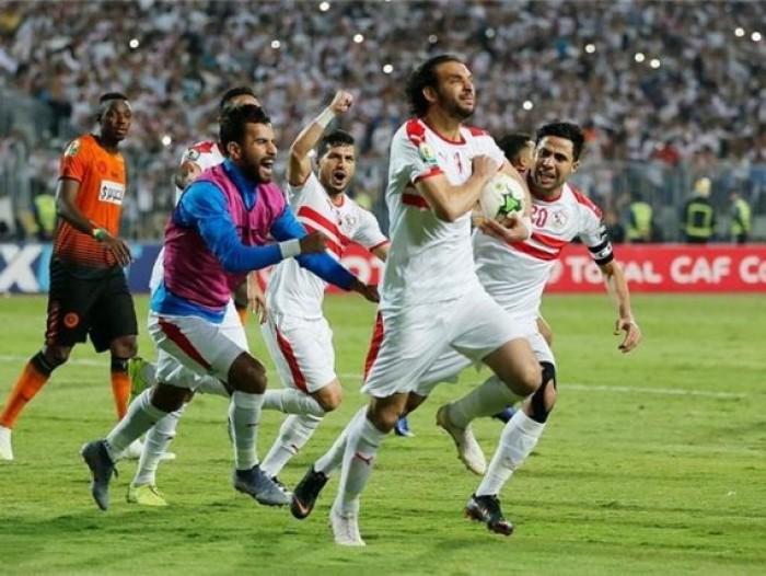 الزمالك يكتسح الترجي التونسي ويتأهل لنصف نهائي أبطال أفريقيا