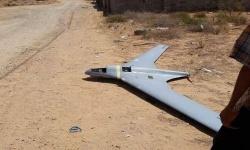 إسقاط طائرة تركية مسيرة جنوبي طرابلس (تفاصيل)
