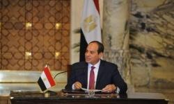 شكري يحمل رسائل من الرئيس المصري لقادة 7 دول عربية