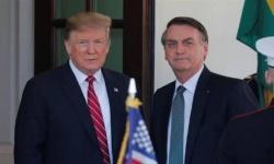 أمريكا والبرازيل توقعان اتفاق دفاع مشترك