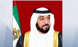 """الرئيس الإماراتي يصدر مرسوما بتعيين """" الرميثي"""" وكيلاً للمراسم الرئاسية"""