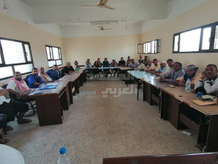 فشل مفاوضات تعليق إضراب معلمي ردفان