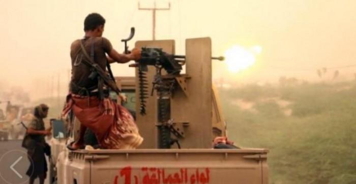 القوات المشتركة تكبد مليشيا الحوثي خسائر بشرية شرق الحديدة