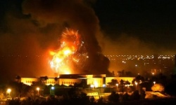 تفاصيل استهداف قوات امريكية شمالي العراق بـ6 صواريخ كاتيوشا