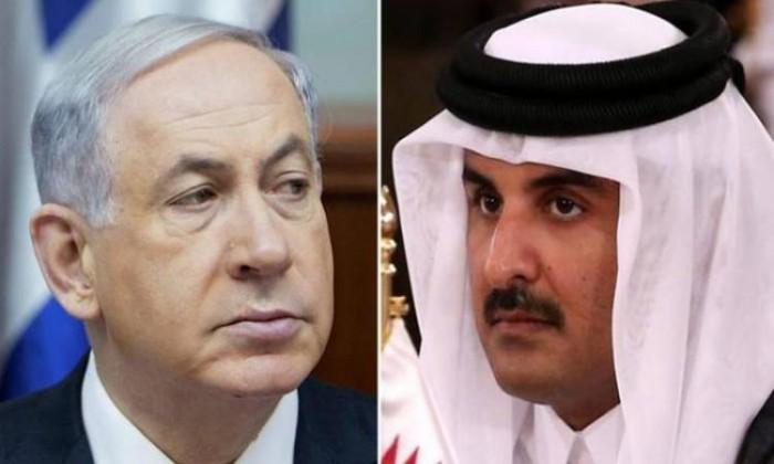 إعلامي سعودي يكشف علاقة قطر بفوز نتنياهو بالانتخابات الإسرائيلية