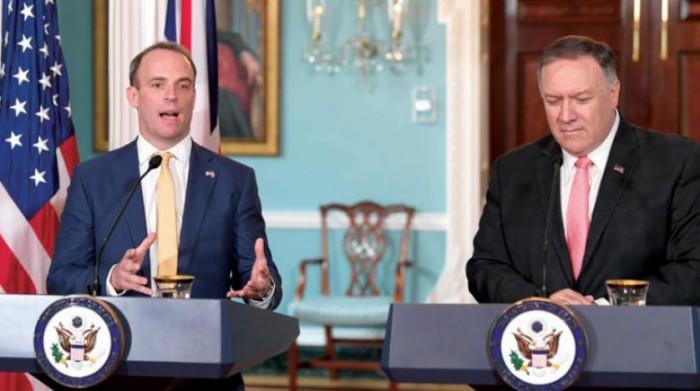 تعهد أمريكي بريطاني بمحاسبة منفذي حادث قاعدة التاجي