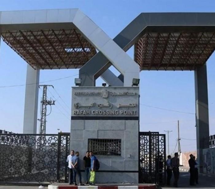غزة: منع سفر الأفراد من خلال المعابر حتى إشعار آخر بسبب كورونا