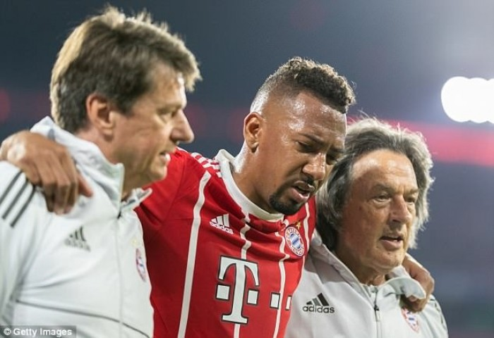 بواتينج يرحب بقرار تعليق الدوري الألماني بسبب كورونا