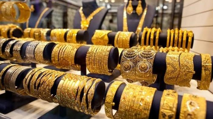 الذهب يتراجع بمصر والجرام يفقد أكثر من 20 جنيه