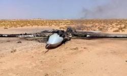 الجيش الوطني الليبي يسقط طائرة تركية مسيرة فوق قاعدة الجفرة