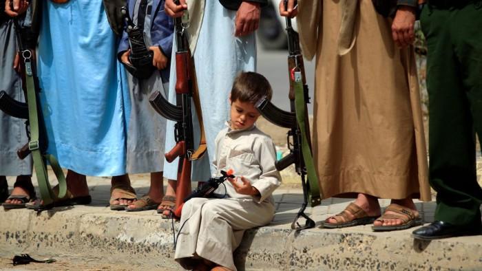 الحوثيون واختطاف الأطفال.. جرائم بشعة تفضح إرهاب المليشيات