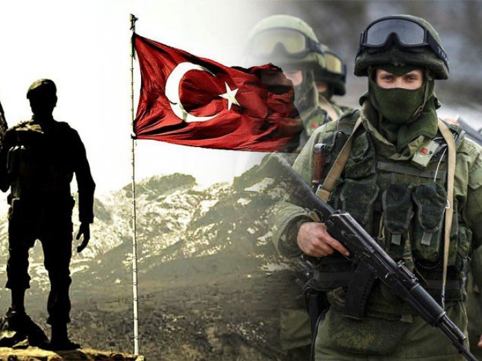 """تسيير أول دورية روسية تركية مشتركة على طريق """"M4"""" في إدلب"""