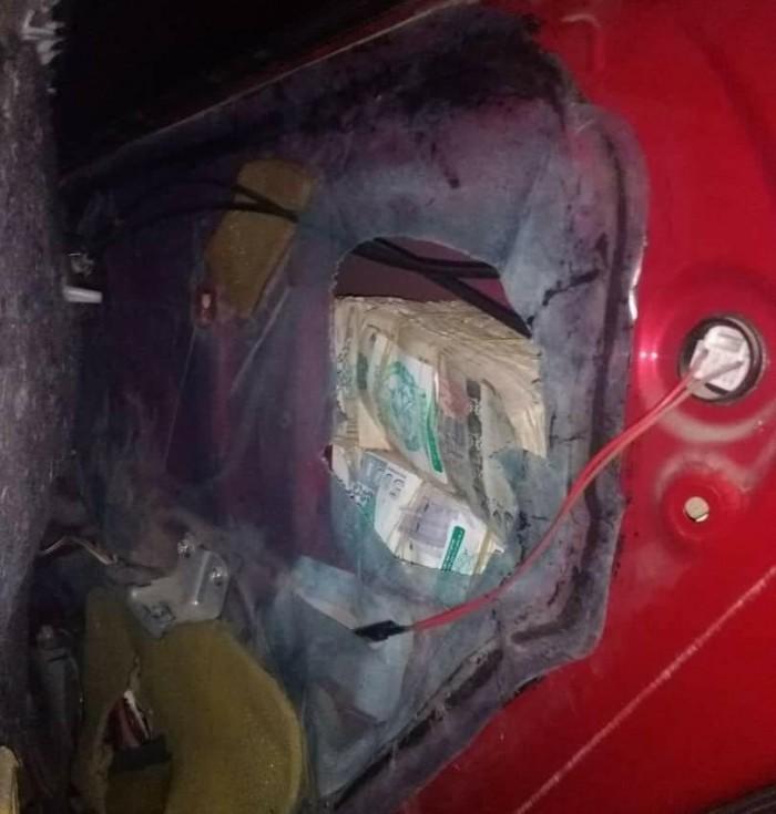 إحباط تهريب شحنة أموال للحوثي في أحور