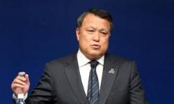 إصابة رئيس اتحاد كرة القدم الياباني بفيروس كورونا