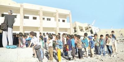 """المدارس في زمن الحوثي.. أوكارٌ لمزيدٍ من """"الاختطاف"""""""