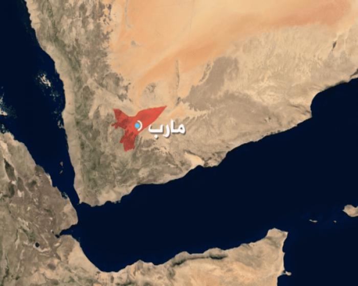 عاجل.. مليشيا الحوثي تدخل معسكر كوفل بمأرب