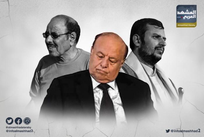 لعبة الكراسي المتحركة بين الحوثي والشرعية تظهر في مأرب